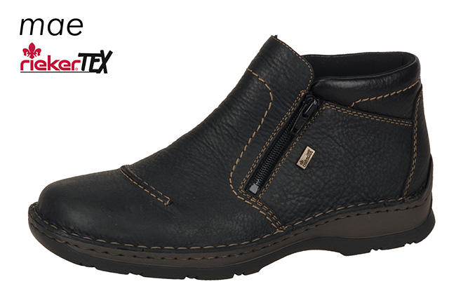 Зимнюю мужскую обувь рикер